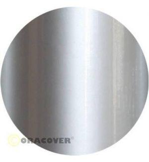Oracover Oratrim argento 091 9,5 cm x 2 m