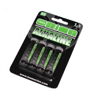 Orion Batterie alkaline AA STILO 4 pezzi