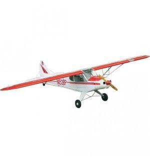 VQ Model Piper PA 18 BIG / 2710mm Aeromodello riproduzione
