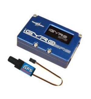 PowerBox iGyro giroscopio 3 assi + Gps