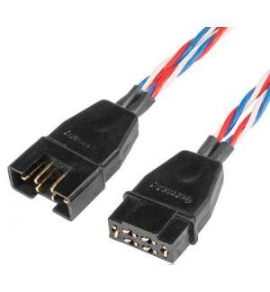 PowerBox Connettore ala/fusoliera 2 servi PREMIUM