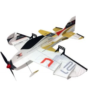 RC Factory Clik 21 Superlite ORO / 840 mm Aeromodello acrobatico