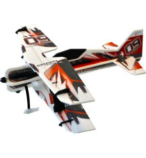 RC Factory Crack Pitts / 755mm Aeromodello acrobatico