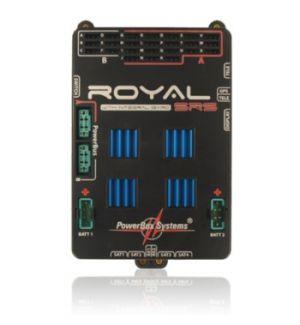 PowerBox Royal SRS + iGyro + GPS