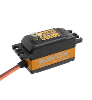 SAVOX SV-1254MG - 15,0 (7,4V)-0,08 (7,4V) Servocomando alare