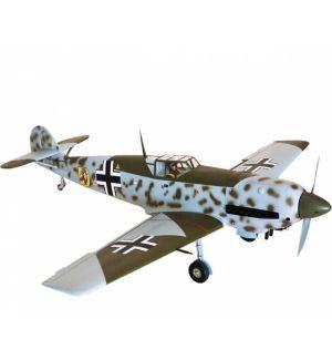 Seagull Messerschmitt Bf 109E ARF 1625mm Aeromodello riproduzione