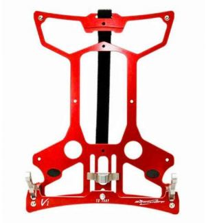 Secraft Pulpito Rosso V1(S) per Tx Spektrum/JR