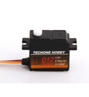 TechOne by T-Motor Servocomando TS017 - 2,5 (4,8V)-0,12 (4,8V)