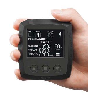 SkyRC B6 Nano 1x320W 12V 1-6S Caricabatterie