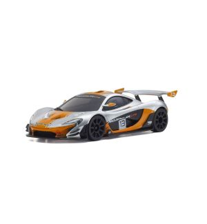 Kyosho Carrozzeria mini-z mclaren p1 gtr silver-orange (w-mm) - MZP235SO