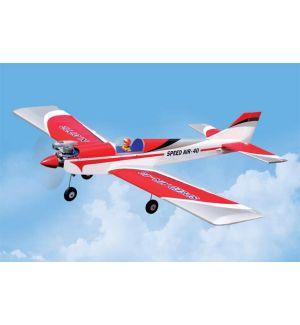 Black Horse Model Speed Air / 1500mm Aeromodello acrobatico