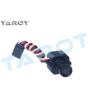 Tarot FPV aerial camera through the machine