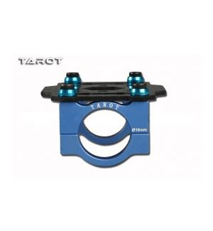 Tarot Supporto motore tubo 16mm Iron Man 650 + FY680 blue
