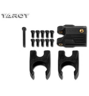 Tarot Blocca tubi FY650 + FY680 nero