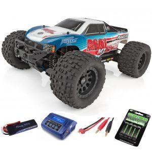 Team Associated Rival MT10 Automodello elettrico Monster Truck SUPER COMBO