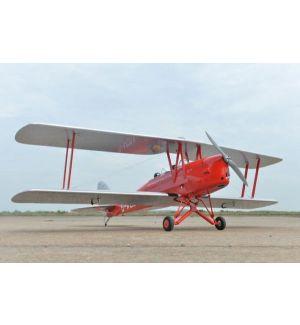 Phoenix Model Tiger Moth 25~33cc Aeromodello riproduzione
