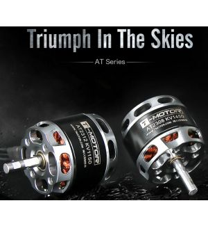 T-Motor Motori brushless serie AT per aerei