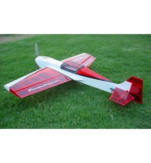 Precision Aerobatics Fusoliera rossa Mini Katana