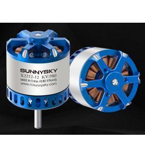 SunnySky X2212-III 1250Kv Motore elettrico brushless