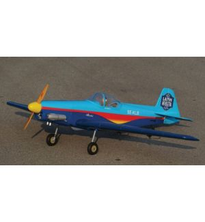 VQ Model Zlin Z526 Acrobat - 161cm Aeromodello riproduzione