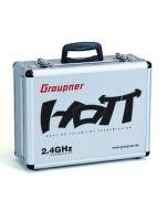 Graupner Valigia in alluminio HoTT