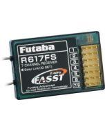 Futaba R617FS 2.4 Ghz FASST 7CH Ricevente