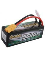 Gens ACE Batteria Lipo 4S 5500mAh 50C Bashing Series HardCase - XT90