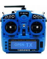 FrSKY X9D PLUS Taranis 2019 ACCESS - Sky Blue Mode 2-4 solo TX Radiocomando