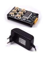 BetaFPV 1s Lipo per 6 lipo (normali e HV) BETAFPV 12/220V Caricabatterie