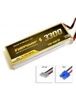 FullPower Batteria Lipo 4S 3300 mAh 50C Gold V2 - EC3