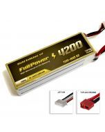 FullPower Batteria Lipo 4S 4200 mAh 50C Gold V2 - DEANS