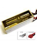 FullPower Batteria Lipo 6S 4200 mAh 50C Gold V2 - DEANS