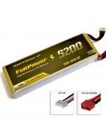 FullPower Batteria Lipo 4S 5200 mAh 50C Gold V2 - DEANS