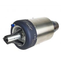 JetCat P250 PRO S RC Set turbina