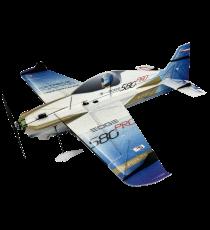 RC Factory Edge 580 PRO Vector BLU Aeromodello acrobatico