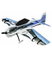 RC Factory Crack Yak Blu (Backyard Series) - Aeromodello acrobatico