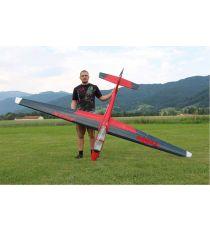 Robbe MDM-1 FOX 350cm aliante acrobatico tuttofibra verniciato
