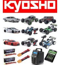 Kyosho Super Combo automodelli elettrici