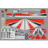 Phoenix Model Extra 260 30/35cc ARF Aeromodello acrobatico