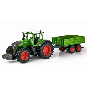 Carson 1:16 RC Tractor with Trailer