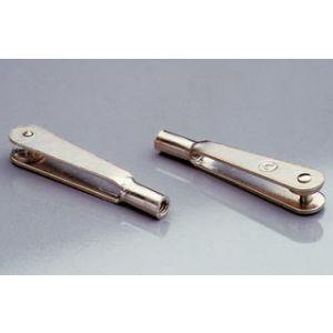 Jonathan Forcella acciaio V 2,5 mm 10 pz.