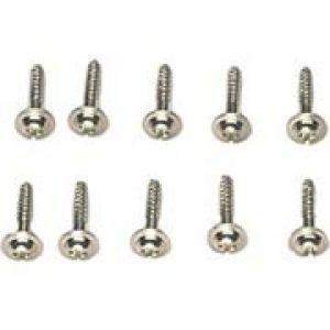 aXes 2x10mm round head w/shoulder self-screw (10pcs)