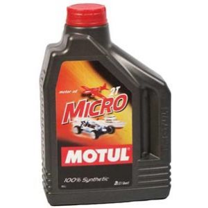 Motul Motul olio sintetico Micro conf. 2 Litri