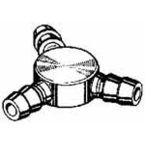 MP JET Giunto ad Y per tubo 2,5-3 mm int. 2 PZ