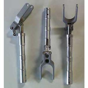Behotec Gamba ammortizzata 180 mm