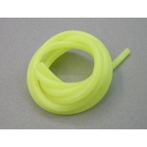 aXes Tubetto silicone giallo 2,5x5x1000mm