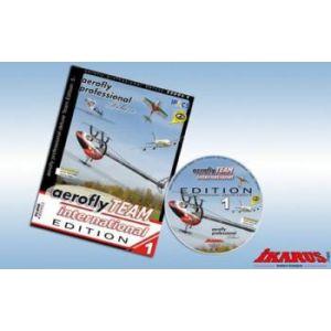 Ikarus Add-On 4, Team International Edition1 Aerofly Professional Deluxe