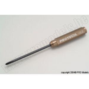 Protech CACCIAVITE A CROCE DE LUXE 5,8 mm 1pz