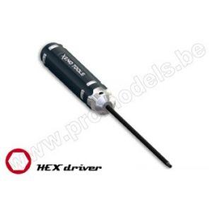 Xeno CACCIAVITE A CROCE DE LUXE 3 mm 1pz