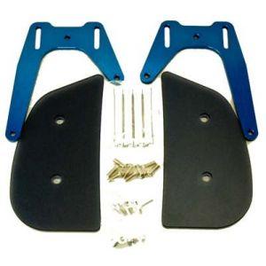 Secraft Supporto mani BLU per pulpito V1
